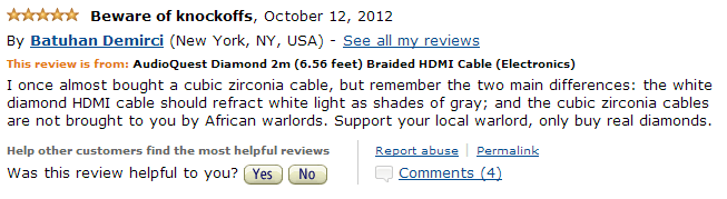 funny amazon products reviews