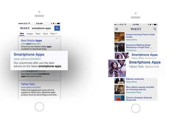 Yahoo Gemini Apps