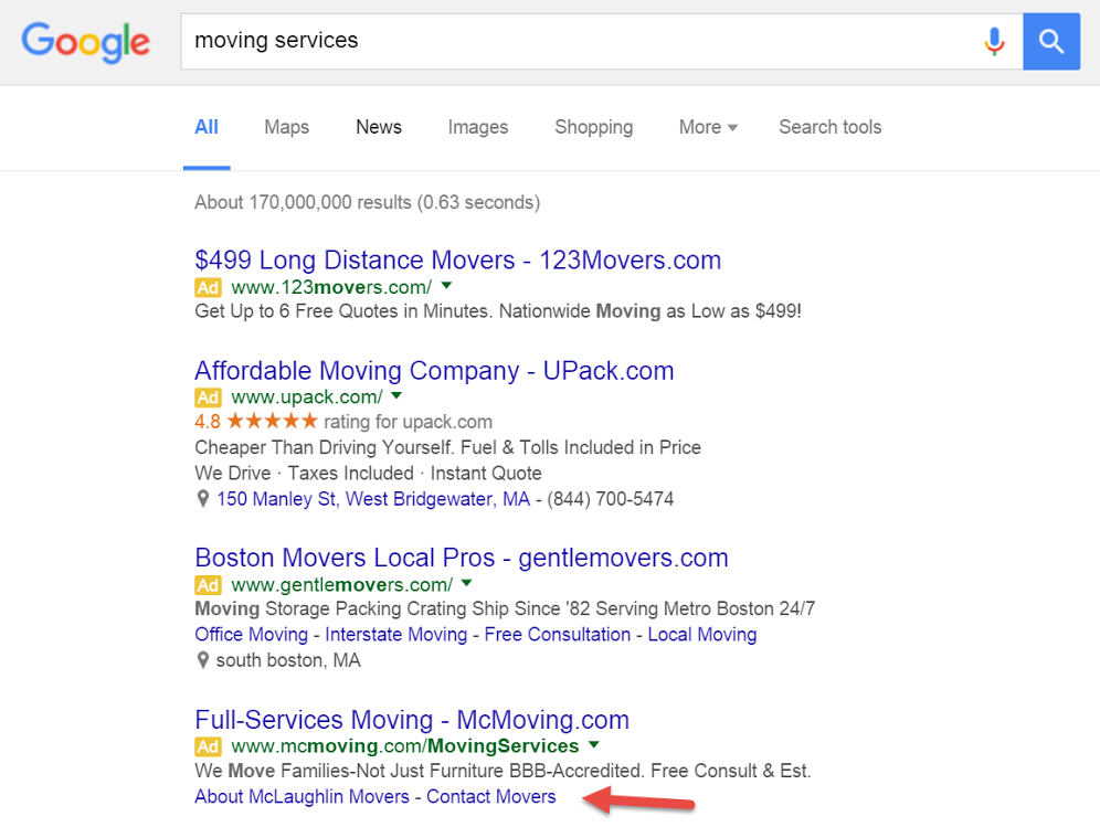rip adwords right side ads