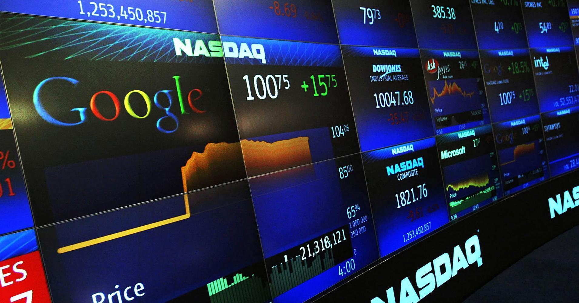 Google Alphabet shares