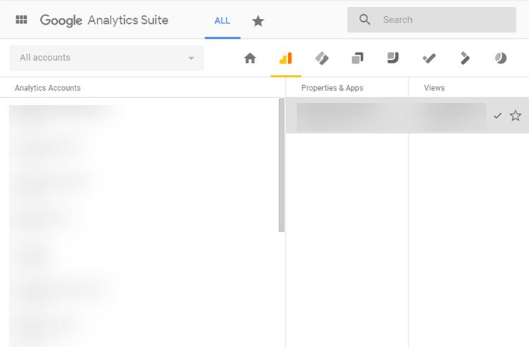 google analytics suite mcc