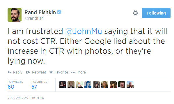 google plus authorship