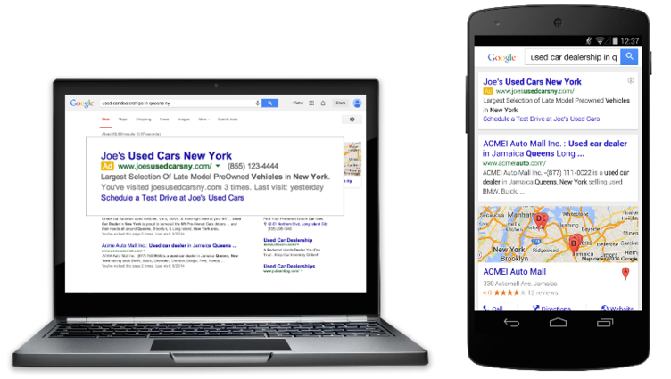 adwords dynamic sitelinks