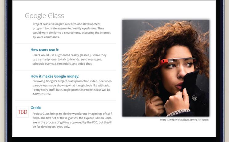 Google Glass Skydive