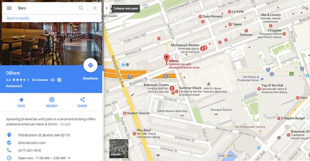 google maps marketing google my business photos