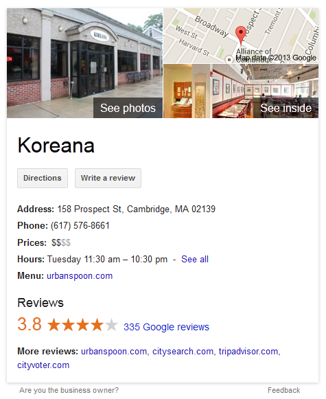 Reviews in Google Ads