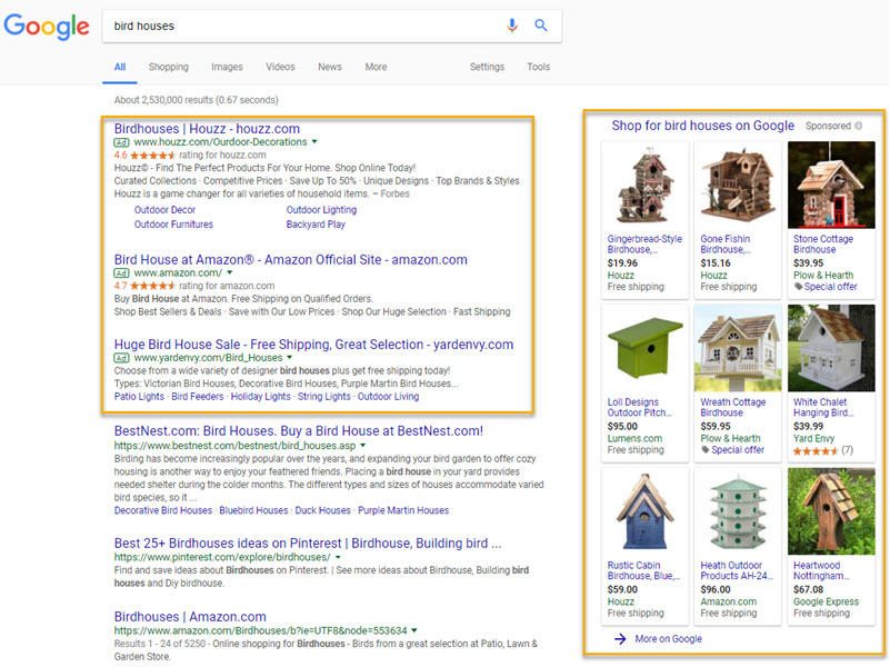 google ppc advertising