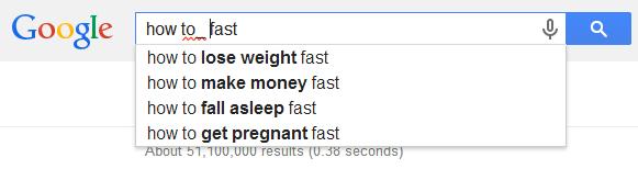 google keyword research