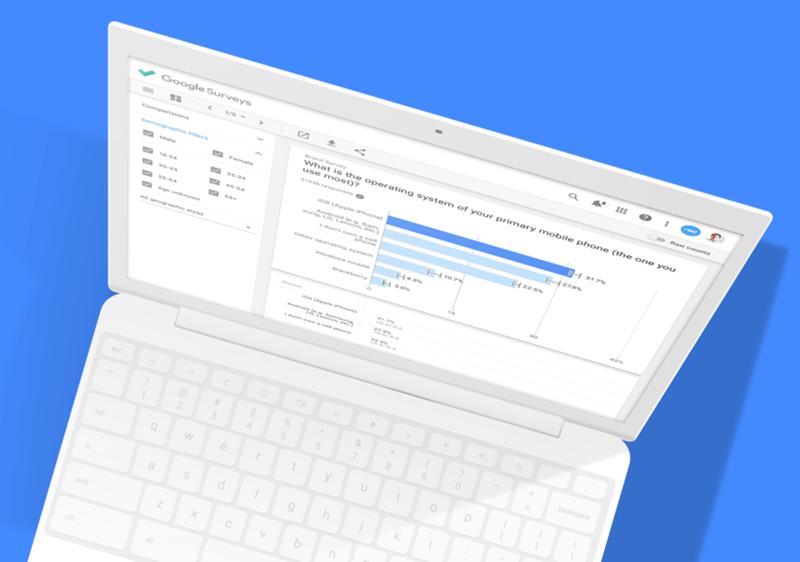 google surveys 360