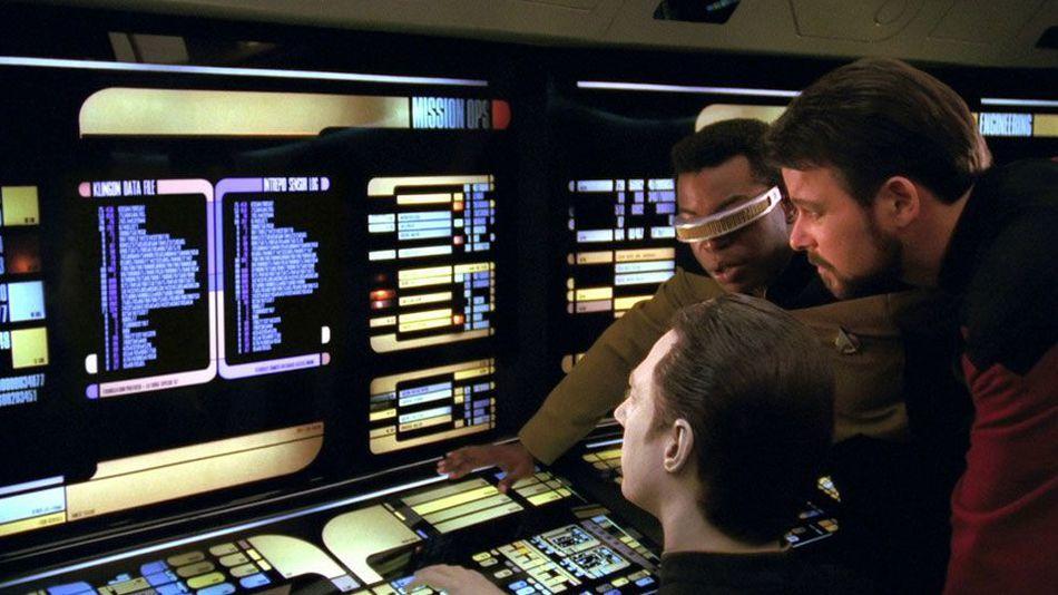 Google Voice Search Star Trek computer