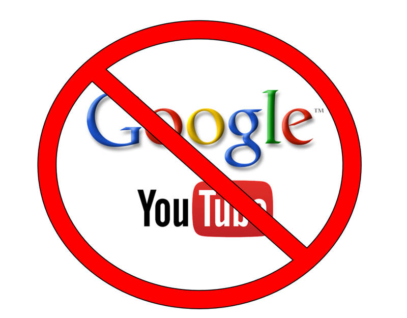 removing ads from gdn and youtube