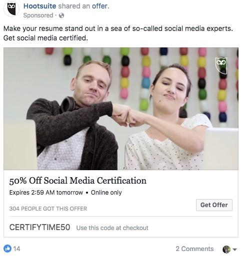 how to write great facebook ads