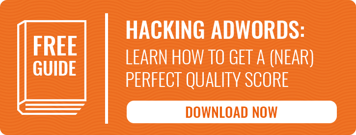 hacking adwords quality score