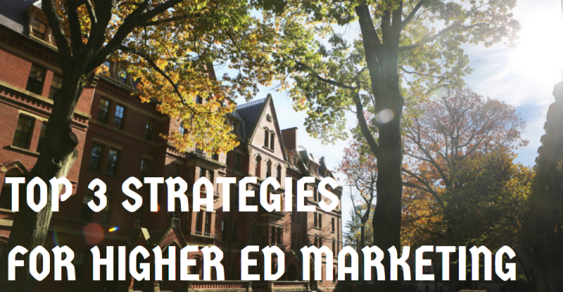PPC Strategies for Higher Ed