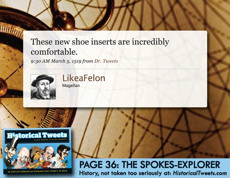 historical tweets