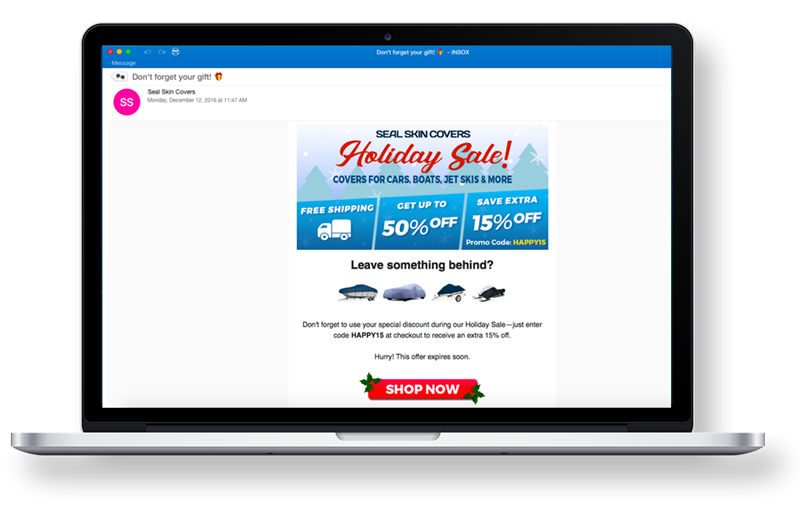 email vs social for holiday promotions