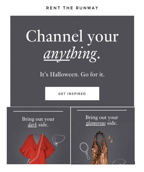 holiday season email marketing ideas