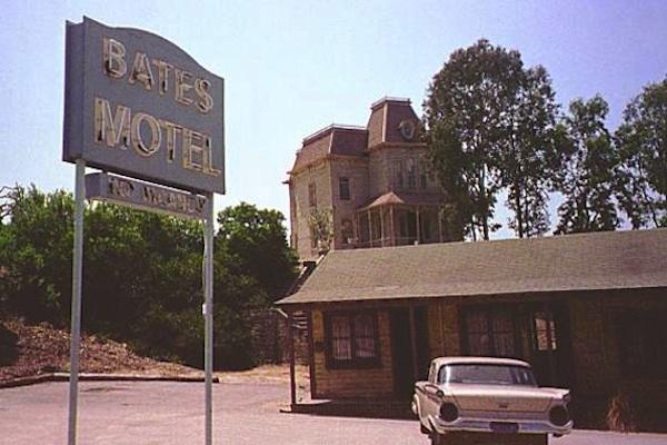 Hotel marketing Bates Motel