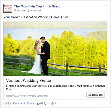 Hotel marketing Facebook advertising