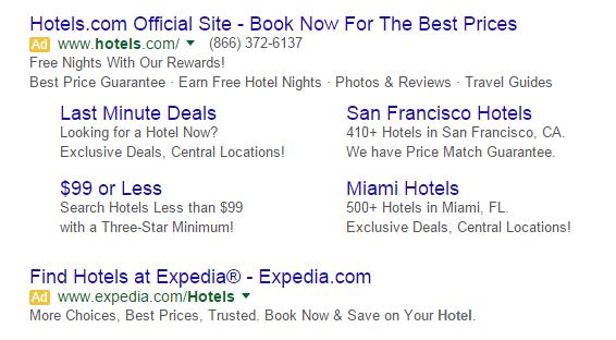 Hotel marketing hotel ads