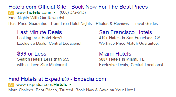 Hotel marketing hotel ads