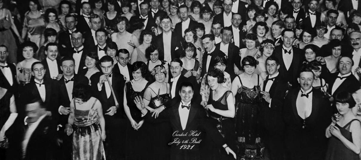 Hotel marketing Larry Kim caretaker Overlook Hotel
