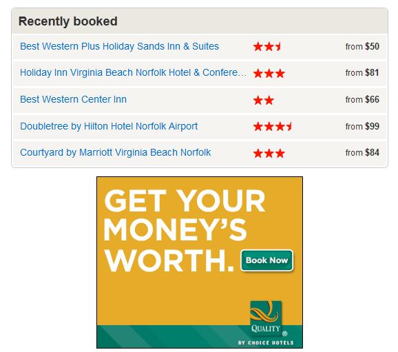 Hotels.com ads