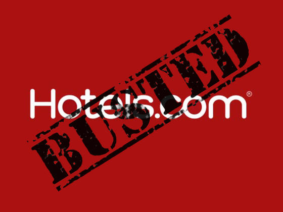 Hotels.com busted for buying links