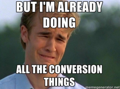 how to improve conversion rates