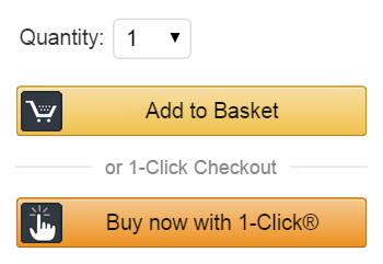 How to promote a book Amazon One Click button