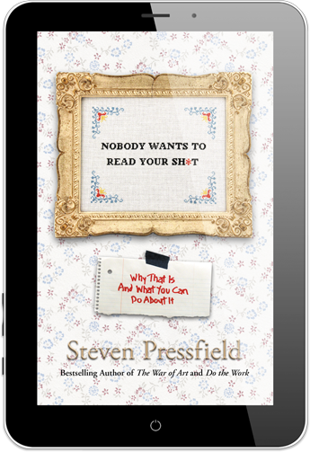 How to promote a book Nobody Wants to Read Your Shit Pressman