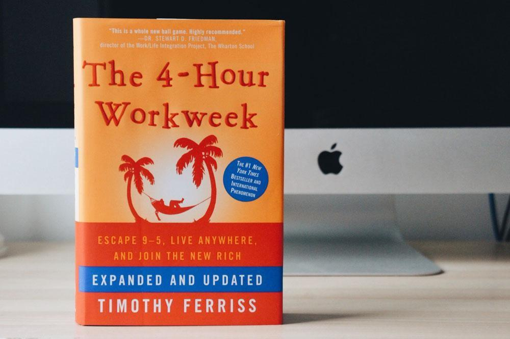 How to promote a book Tim Ferriss 4 Hour Work Week