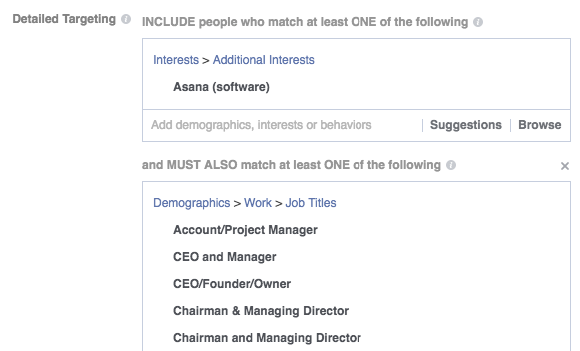Facebook Ads for SaaS companies how to target your existing users