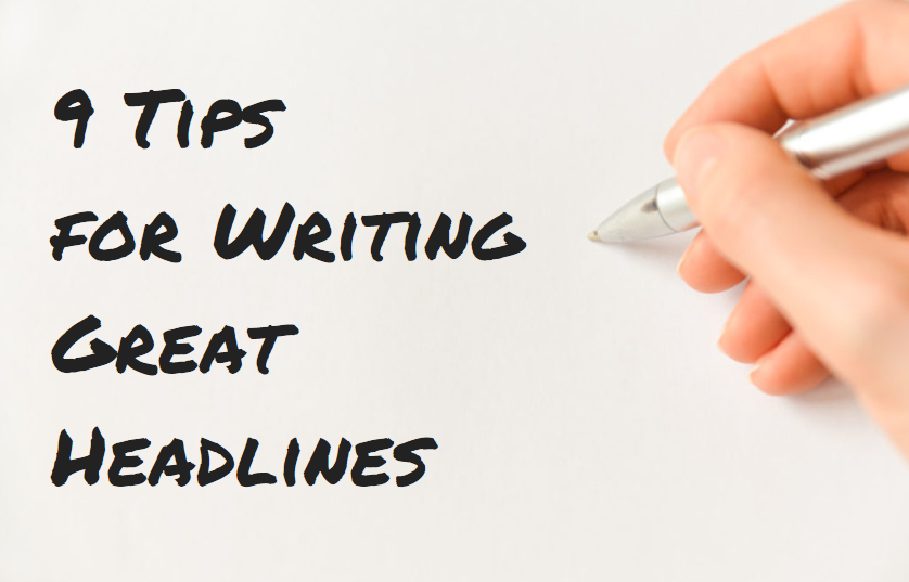tips for writing great headlines 2017