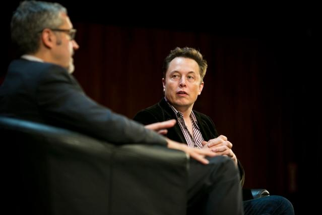 How to write introductions Elon Musk MIT AeroAstro 2014