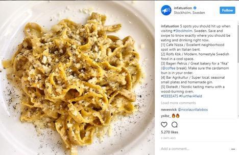 instagram marketing examples