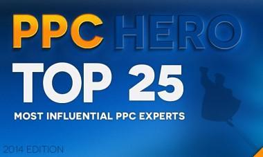 PPC Hero Influential PPC Experts 2015