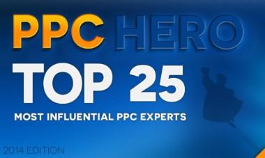 PPC Hero Influential PPC Experts 2015