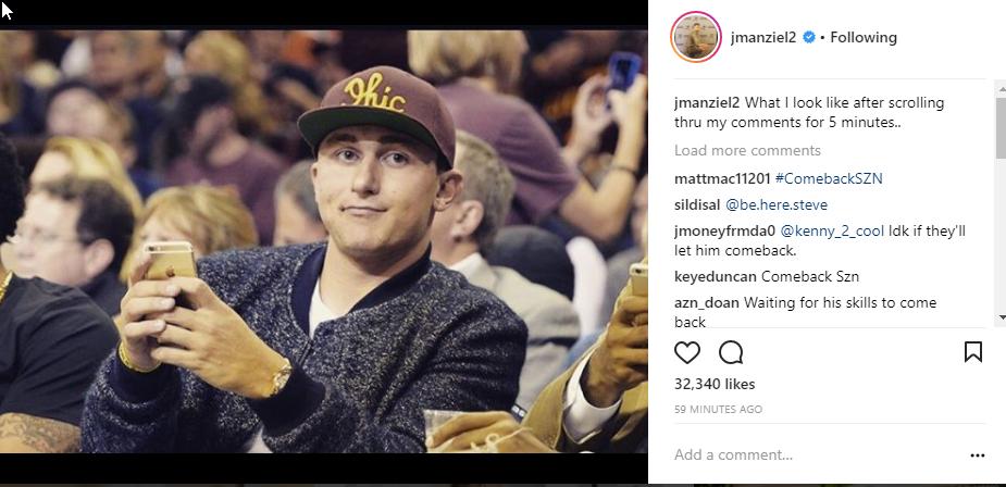 Instagram Captions Johnny