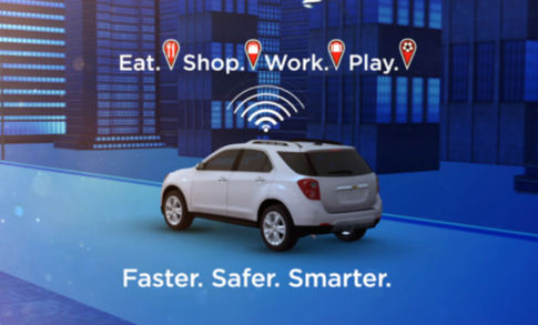Internet of Things GM OnStar AtYourService