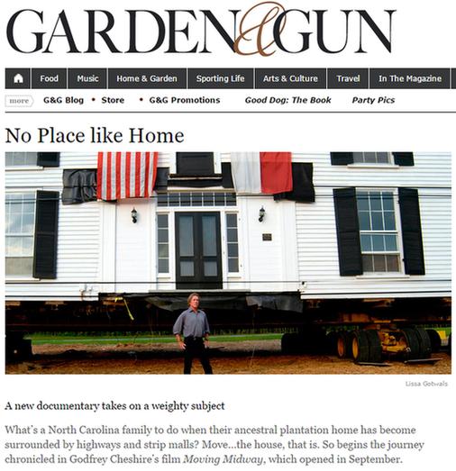 Is email marketing effective Garden & Gun magazine
