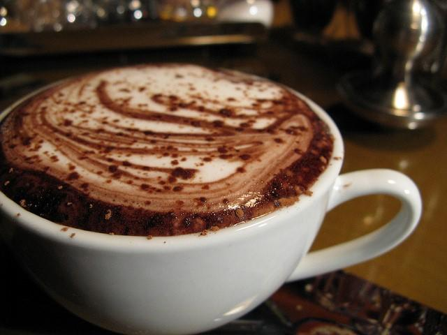 is google plus dead. Image of Hot Chocolate.