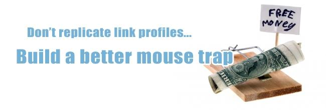 Build a Better SEO Mouse Trap