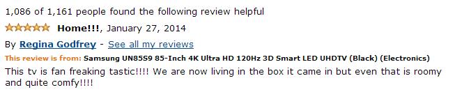 joke amazon reviews