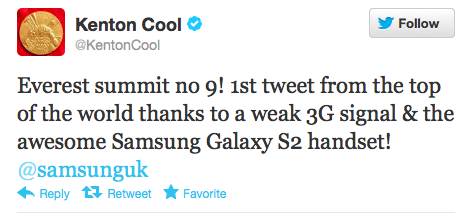 Historic Tweets
