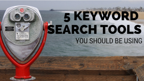 keyword search tools