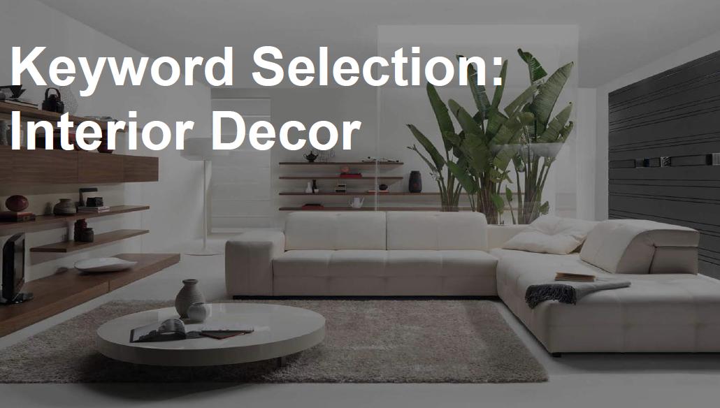 adwords keyword selection