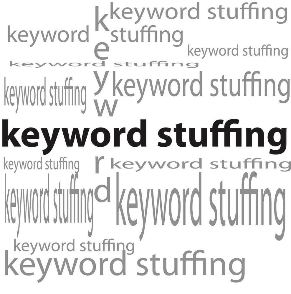 The Dangers of SEO Keyword Stuffing | WordStream