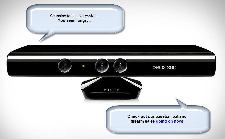 Kinect emotion recognition