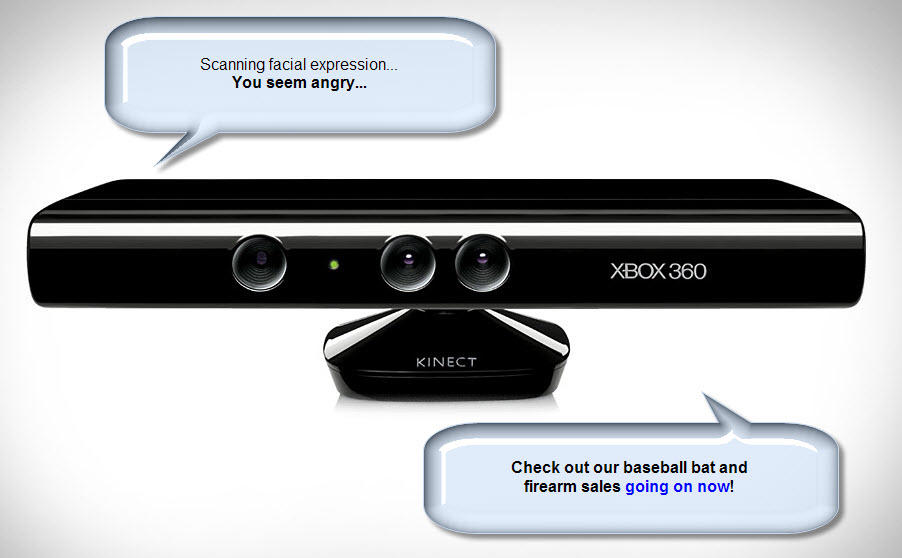 Kinect emotion recognition